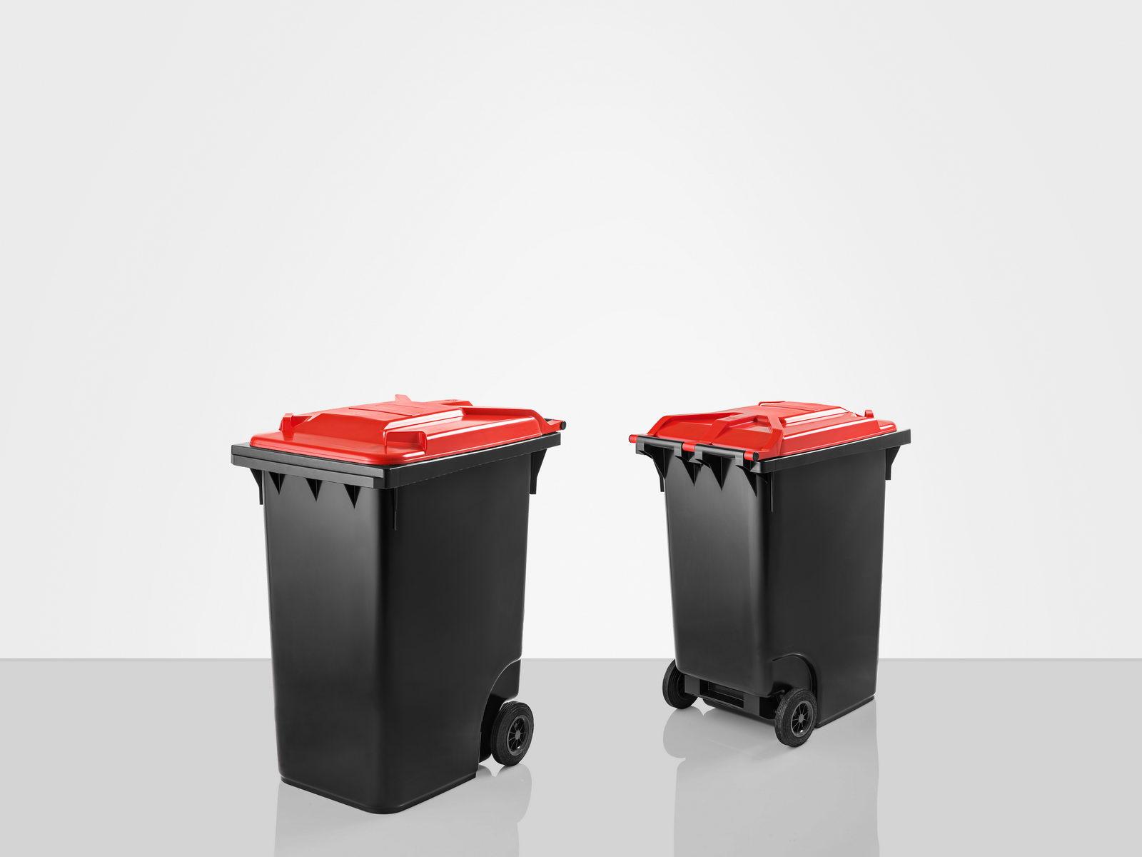 Weber, Abfallbehälter & Container
